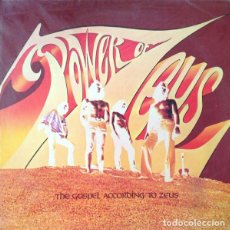 Discos de vinilo: POWER OF ZEUS - THE GOSPEL ACCORDING TO ZEUS - LP [XIAN · REEDICIÓN, AÑO: ¿?]. Lote 188604993