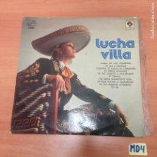 Discos de vinil: LUCHA VILLA. Lote 188612467