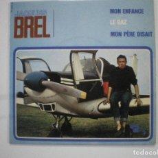Discos de vinilo: JACQUES BREL I. Lote 188639018