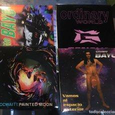 Disques de vinyle: LOTE DE 20 MX DE DANCE,MAQUINA,TECHNO...COMPLETAMENTE NUEVOS. Lote 186363956
