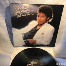 Discos de vinilo: MICHAEL JACKSON TRILLER LP 12 1984 SPAIN. Lote 188673507