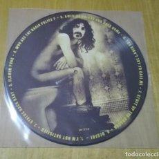 Discos de vinilo: FRANK ZAPPA - FRANK ZAPPA (LP PICTURE) NUEVO. Lote 188688532