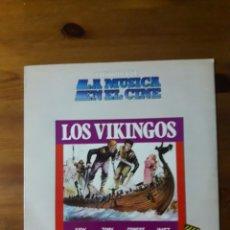 Discos de vinilo: LOS VIKINGOS (THE VIKINGS 1958) MARIO NASCIMBENE. Lote 188692922