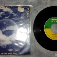 Discos de vinilo: DUFFO ‎– WALK ON THE WILD SIDE . Lote 188695187