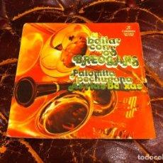 Discos de vinilo: SINGLE / EP. OS BREOGANS. PALOMITA PECHUGONA. AS RIAS BAIXAS. 1978, ESPAÑA. Lote 188715613