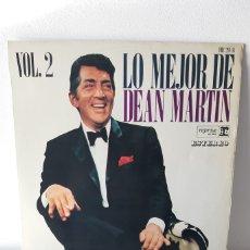 Discos de vinilo: LO MEJOR DE DEAN MARTIN. HISPAVOX. REPRISE. ESPAÑA.. Lote 199338945