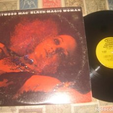 Discos de vinilo: FLEETWOOD MAC-BLACK MAGIC WOMAN DOBLE (EPIC-1971) CLASICO BLUES ROCK OG USA. Lote 188727702
