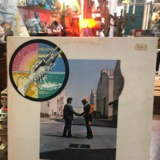 Discos de vinilo: LP PINK FLOYD - WISH YOU WERE HERE. Lote 188731578