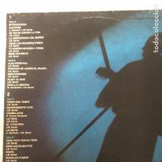 Discos de vinilo: SERRAT EN DIRECTO 2 LP. Lote 188733612