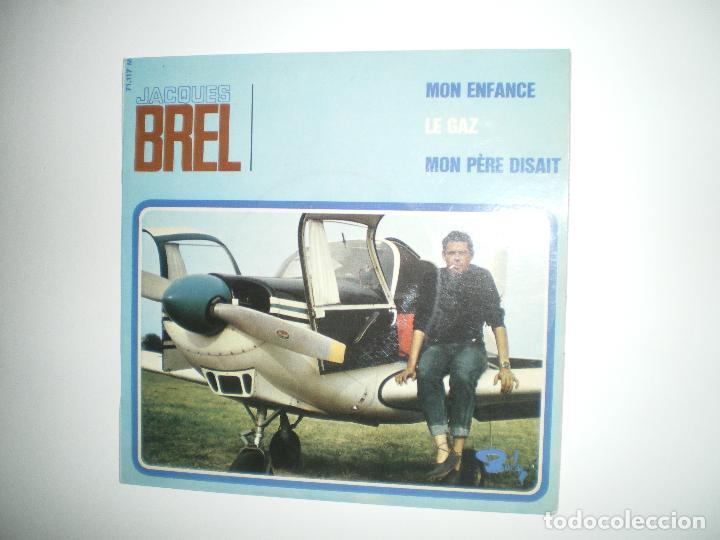 Discos de vinilo: JACQUES BREL I - Foto 6 - 188639018