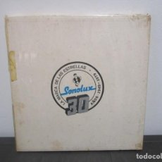 Discos de vinilo: ALBUM 5 LP LPS 30 AÑOS 1949/79 SONOLUX LA MARCA DE LAS ESTRELLAS DISCO PROMOCIONAL RAREZA COLOMBIA. Lote 188736991