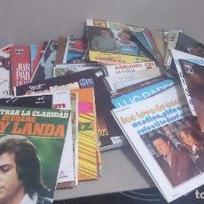 Discos de vinilo: 100 DISCOS PEQUEÑOS VARIADOS L 3. Lote 188747685