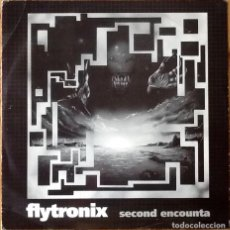 Discos de vinilo: FLYTRONIX : SECOND ENCOUNTA [UK 1995] 12'. Lote 188762695
