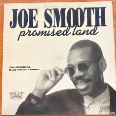 Discos de vinilo: JOE SMOOTH // PROMISED LAND. Lote 188767867