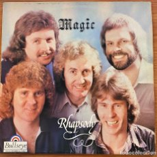 Discos de vinilo: MAGIC RHAPSODY // DISCO TRIBUTO A QUEEN Y A CLÁSICOS DEL ROCK. Lote 188768178