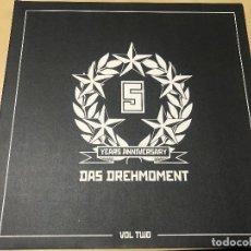 Discos de vinilo: VARIOS DAS DREHMOMENT LP SYNTH POP ELECTRO LEGOPOP SILENT SIGNALS ZHARK. Lote 188779598