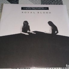 Discos de vinilo: LP ROYAL BLOOD AÑO 2017 PRECINTADO. Lote 188804332