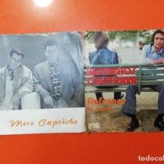 Discos de vinilo: 2 VINILOS TAMAÑO PEQUEÑO. . Lote 188822640
