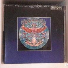 Discos de vinilo: NUGGETS - FIRST PSYCHEDELIC ERA - DOBLE LP - PROMO. Lote 221741650