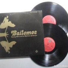 Discos de vinilo: LP DOBLE - SAMMY BIRD Y ORQUESTA - BAILEMOS - TELEFUNKEN - 1975. Lote 188831721