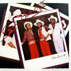 Discos de vinilo: THE GAP BAND - GAP BAND VII - LP EDICIÓN ORIGINAL USA (1985) - NUEVO A ESTRENAR. Lote 188833140