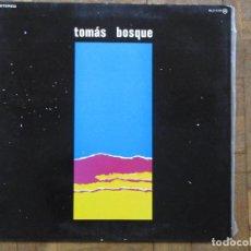 Discos de vinilo: TOMÁS BOSQUE. MISMO TÍTULO. NOVOLA NLX - 1.107. ESPAÑA, 1978. GATEFOLD. FUNDA VG++. DISCO VG++. Lote 188833456
