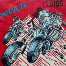 Discos de vinilo: MOTOS: MUÉVETE. Lote 189083193