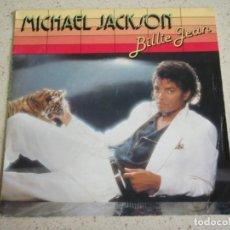 Discos de vinilo: MICHAEL JACKSON – BILLIE JEAN - IT'S THE FALLING IN LOVE 1983-HOLANDA SINGLE EPIC. Lote 189085001