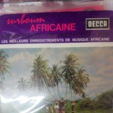 Dischi in vinile: MAJOLINA . CAFE RIO. ROCHEREAU. SURBOUM AFRICANE. DECCA. Lote 189151560