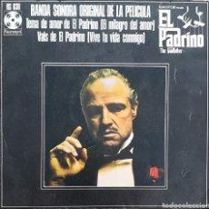 Discos de vinilo: DISCO EL PADRINO B.S.O.. Lote 189172083
