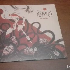 Discos de vinilo: THE REBELS. Lote 189215056