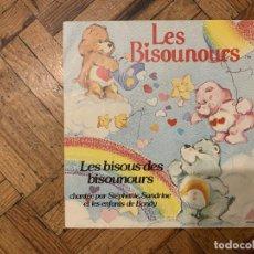 Discos de vinilo: STÉPHANIE*, SANDRINE* ET LES ENFANTS DE BONDY – LES BISOUS DES BISOUNOURS SELLO: AB PRODUCTIONS –. Lote 189218056