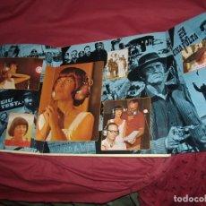 Discos de vinilo: MIREILLE MATHIEU / ENNIO MORRICONE LP PORTADA DOBLE CON FOTOS 1975 GERMANY ARIOLA – 88 444 IT. Lote 189220551