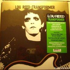 Discos de vinilo: LOU REED - TRANSFORMER. LP VINILO. NUEVO. PRECINTADO.. Lote 189221650