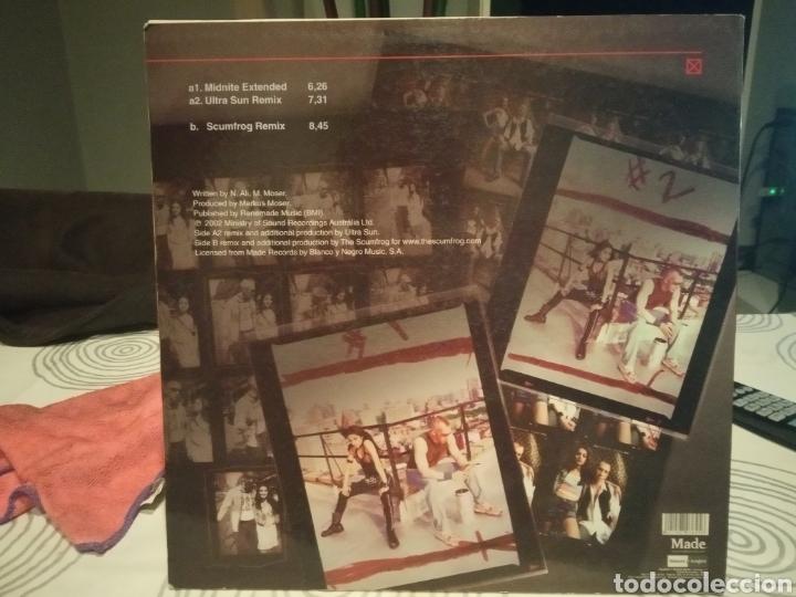 Discos de vinilo: IIO / AT THE END- AÑO 2002 - Foto 2 - 189230321