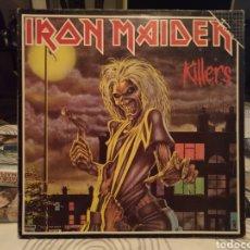 Discos de vinilo: IRON MAIDEN. LP. KILLERS. EDICIÓN ESPAÑOLA FAMA 1985. Lote 189232928