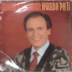 Discos de vinilo: VINILO MANOLO ESCOBAR RUMBA PA TI. Lote 189245070