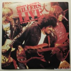 Discos de vinilo: THIN LIZZY ‎– KILLERS LIVE 1981-UK SINGLE LIZZY 8. Lote 189255967