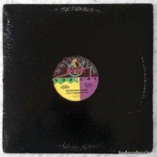 Discos de vinilo: MAXI-SINGLE - WATERFRONT HOME - TAKE A CHANCE (ON ME) - BOBCAT - 1983 (BOBBY ORLANDO HI-ENERGY NRG). Lote 189269216