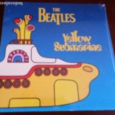 Discos de vinilo: THE BEATLES - YELLOW SUBMARINE - LP NUEVO IMPORTACION. Lote 189275230