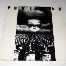 Discos de vinilo: LP POWERMAD - ABSOLUTE POWER . Lote 189275910