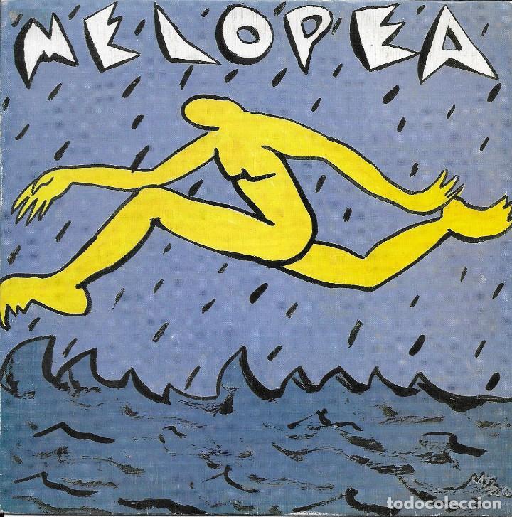 MELOPEA SURFIN U.S.A. MAREJADA 1987 PROMO UNA SOLA CARA (Música - Discos - Singles Vinilo - Grupos Españoles de los 70 y 80)