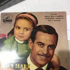 Discos de vinilo: JOSE GUARDIOLA Y ROSA MARI. Lote 189283618