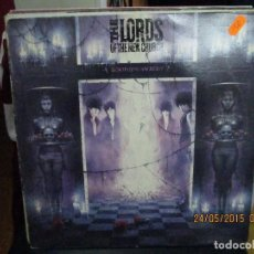 Discos de vinil: THE LORDS OF THE NEW CHURCH* – IS NOTHING SACRED. Lote 189286358