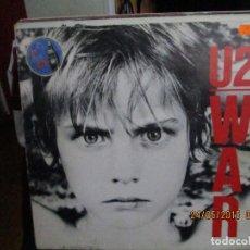 Discos de vinilo: U2 – WAR. Lote 189286470