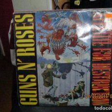 Discos de vinilo: GUNS N' ROSES ‎– APPETITE FOR DESTRUCTION. Lote 189287132