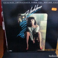 Discos de vinilo: FLASHDANCE (ORIGINAL SOUNDTRACK FROM THE MOTION PICTURE). Lote 189295386