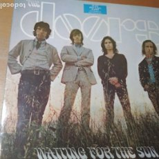 Discos de vinilo: THE DOORS WITING FOR THE SUN LP SPAIN. Lote 189298278