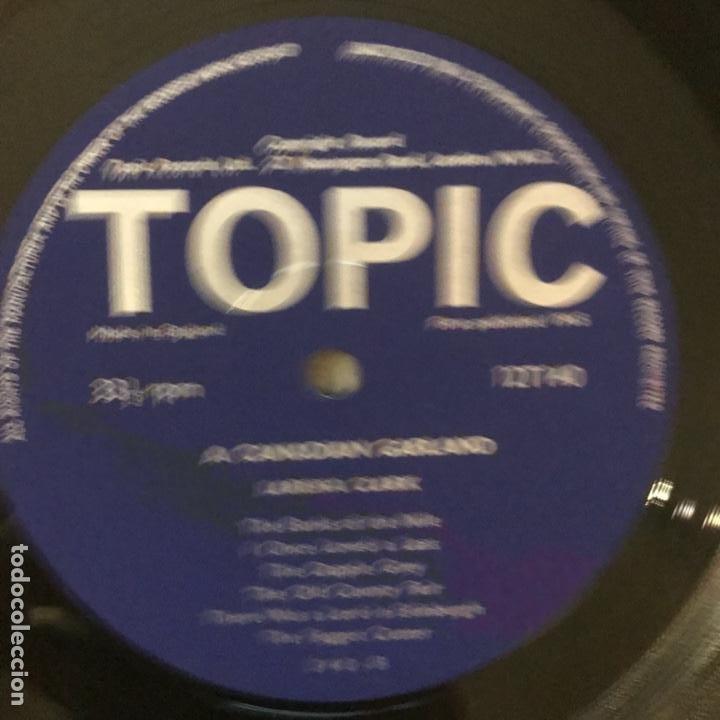Discos de vinilo: LaRena Clark A Canadian Garland - Foto 3 - 189307751