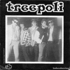 Discos de vinilo: TREEPOLI JUEGO SUCIO ECB RECORDS 1987. Lote 189308387
